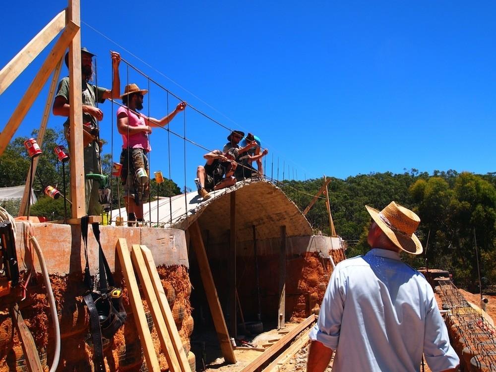 Adelaide Earthship