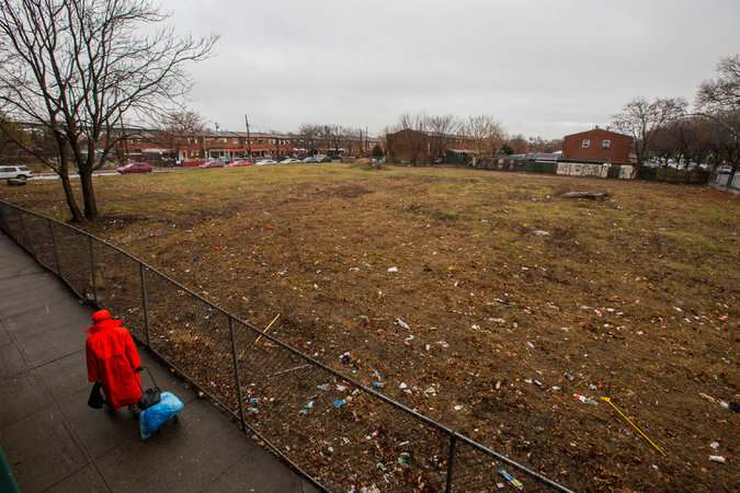 Audit Faults New York City for Not Using Vacant Lots for Affordable Housing