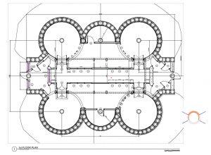 myakka florida earthship Floor Plan