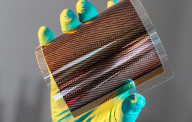 organic-solar-cell-module