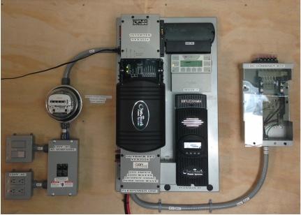 power-organizing-module-installed