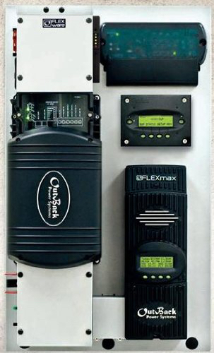 power-organizing-module