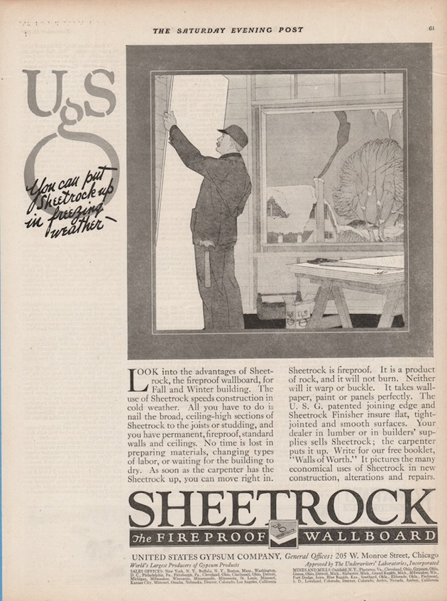 sheetrock-drywall