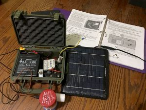 solar greywater recirculation kit