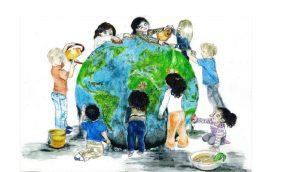 sustainable development kids project