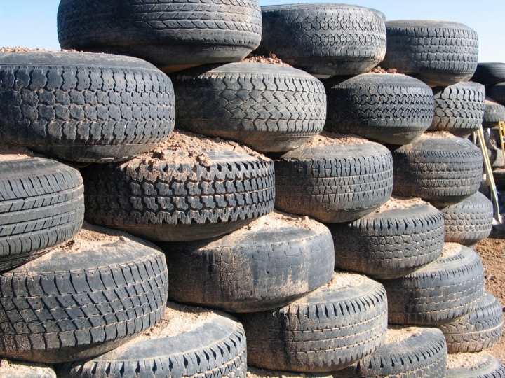 tire-wall